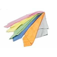 Microfibre floor cloths