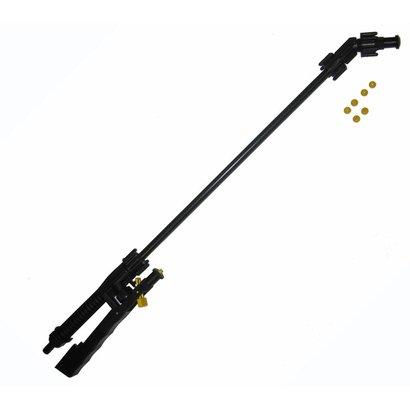 Super Lanze 450 mm komplett mit Pistole und Düse