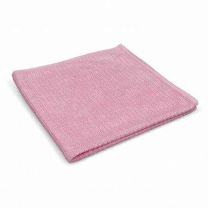 Pack of 5 x ''Quadri'' 39 x 39 cm pink