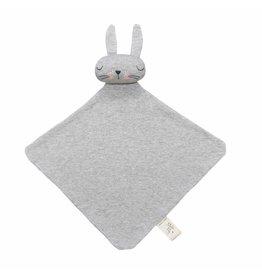 Mister Fly Knuffeldoekje konijn