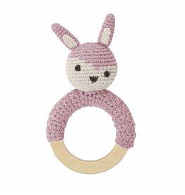 Sebra Rammelaar 'Pink Rabbit'