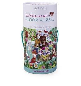Crocodile Creek Puzzel Garden Party