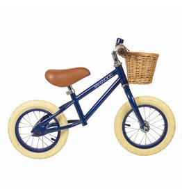 Banwood Banwood Loopfiets Retro  Navy Blue
