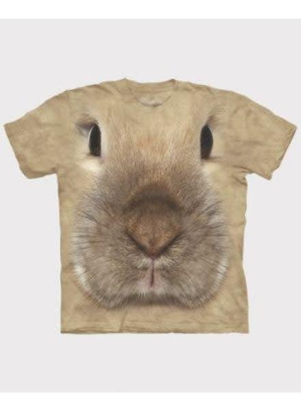 T-Shirt, Bunny Face