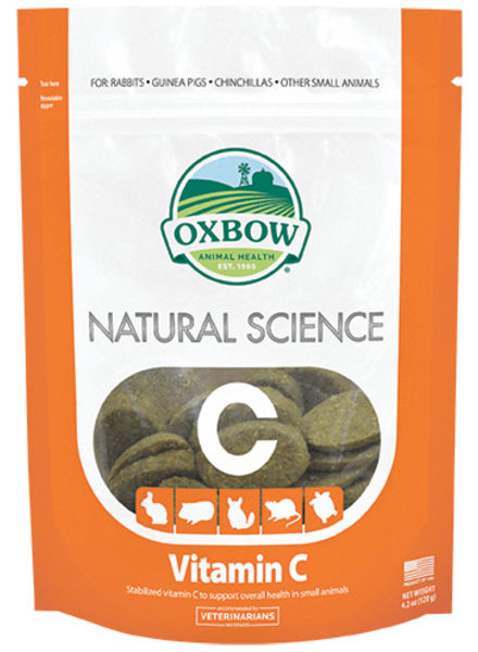 Oxbow Oxbow, Vitamine C Support
