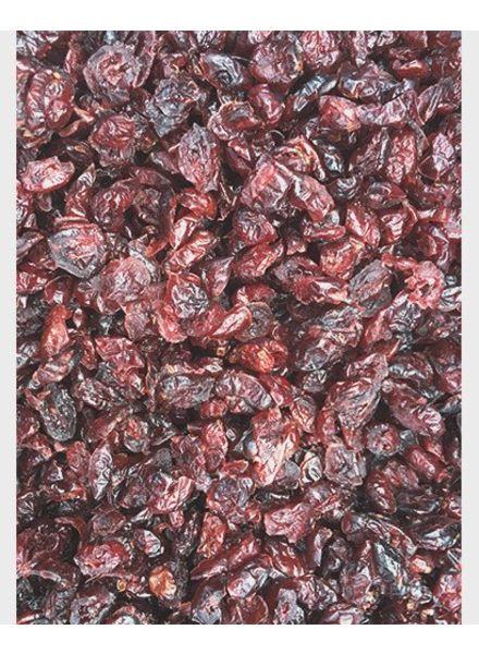 Cranberries: gr. gewicht
