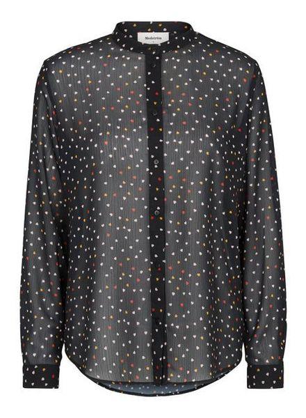 MODSTRÖM 53289 - Flurry print shirt - Love