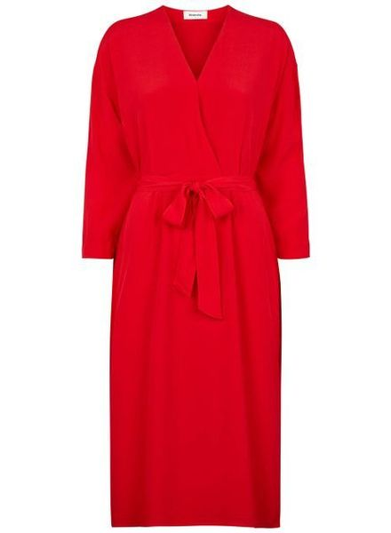 MODSTRÖM 53288 - Fedora dress - Apple Red