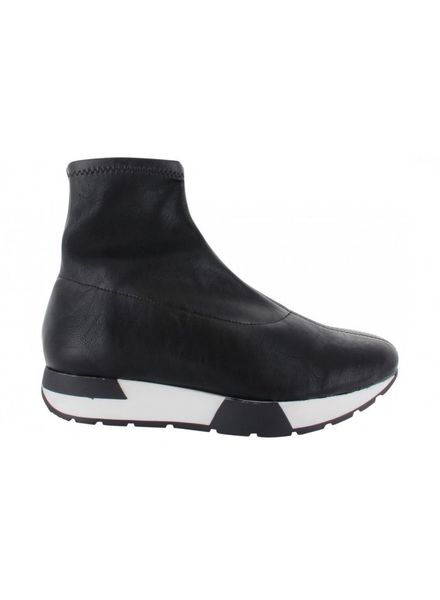 TANGO Oona 91-a black neoprene - Black/White sole