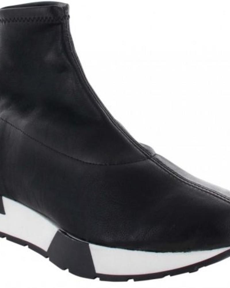 TANGO Oona 91-a black neoprene - Black/White sole
