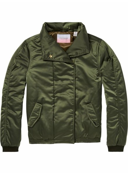 SCOTCH & SODA 141376 - Special bomber jacket - Kleur 65