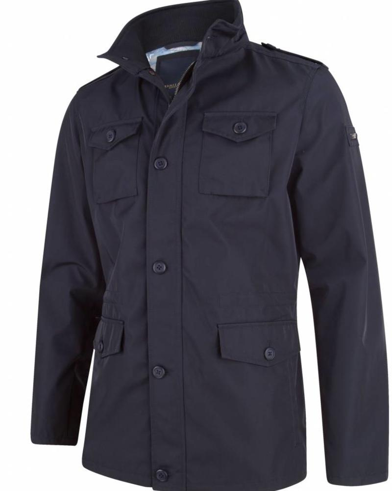 CAVALLARO Capo Jacket - Dark Blue - 63000