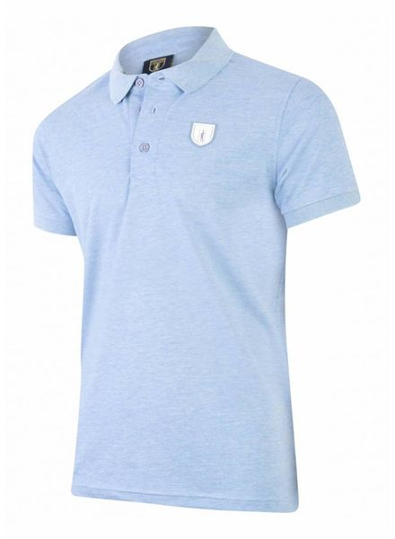 CAVALLARO Basic Polo - Light Blue - 61000