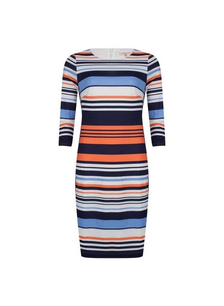 ESQUALO Dress Stripes Multicolour