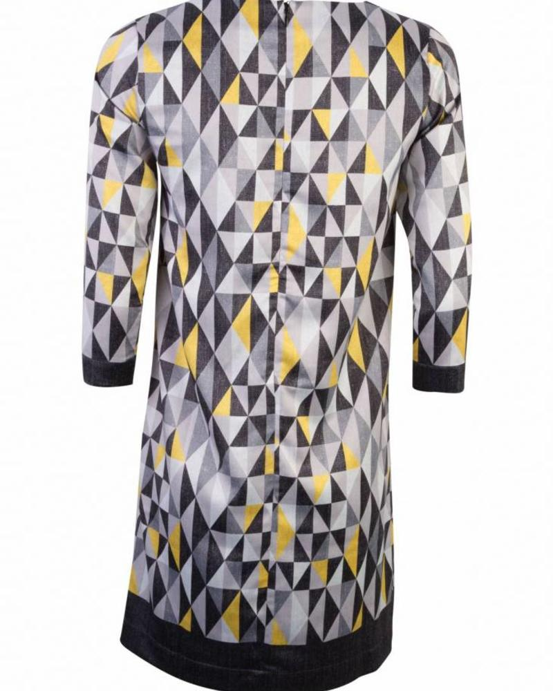CAVALLARO Grafica Dress - Black - 90303