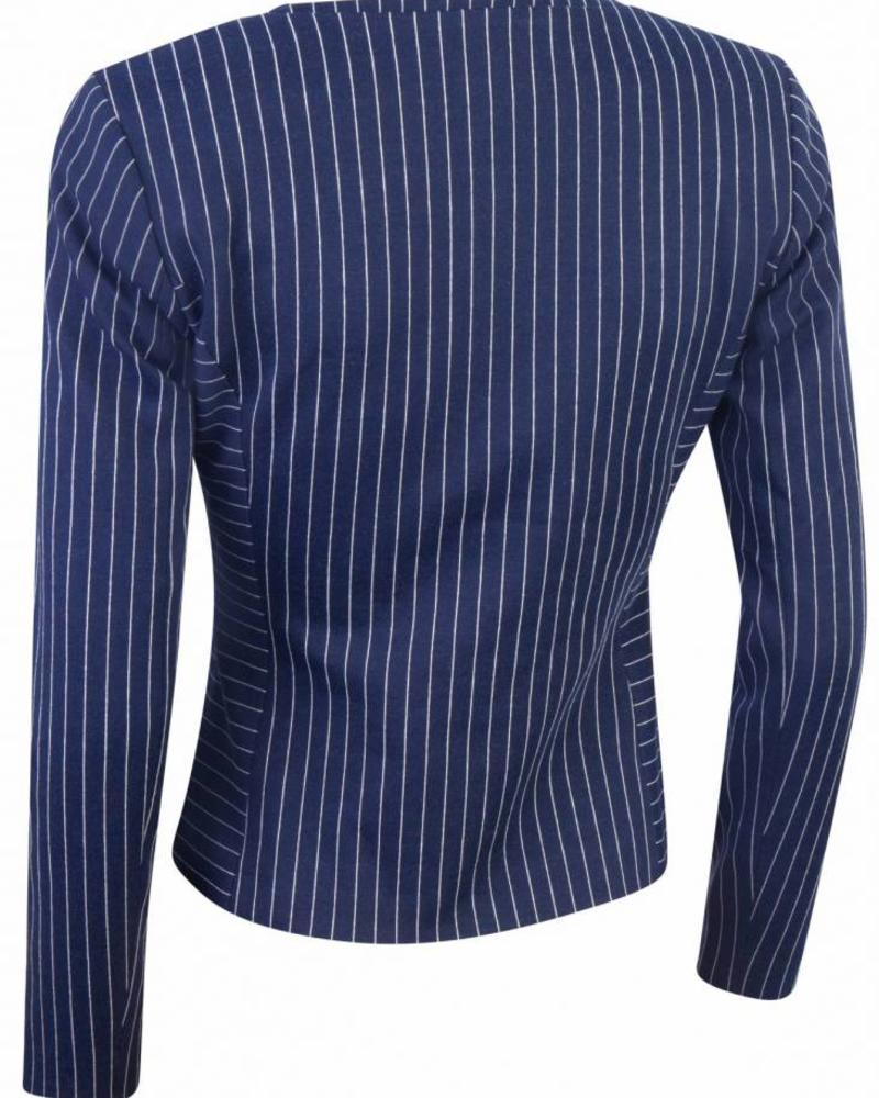 CAVALLARO Rigana Jacket - Dark Blue - 63102