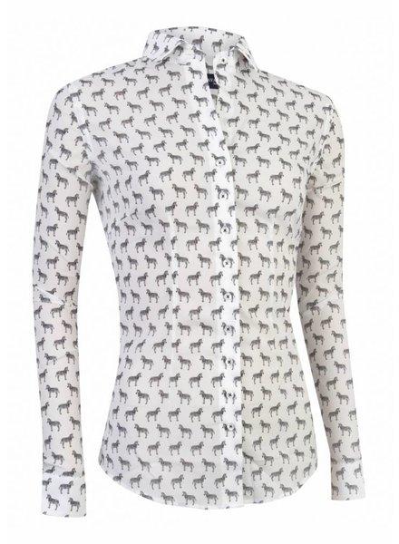 CAVALLARO Zebra - White - 10103