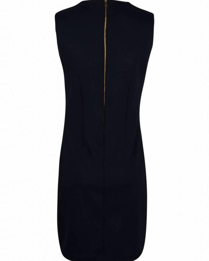 CAVALLARO Damiana Dress - Dark Blue - 63102