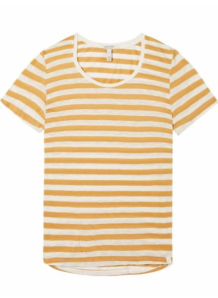 SCOTCH & SODA 144926 - Basic short sleeve tee in prints and stripes - Combo T - 99 - 18210251926