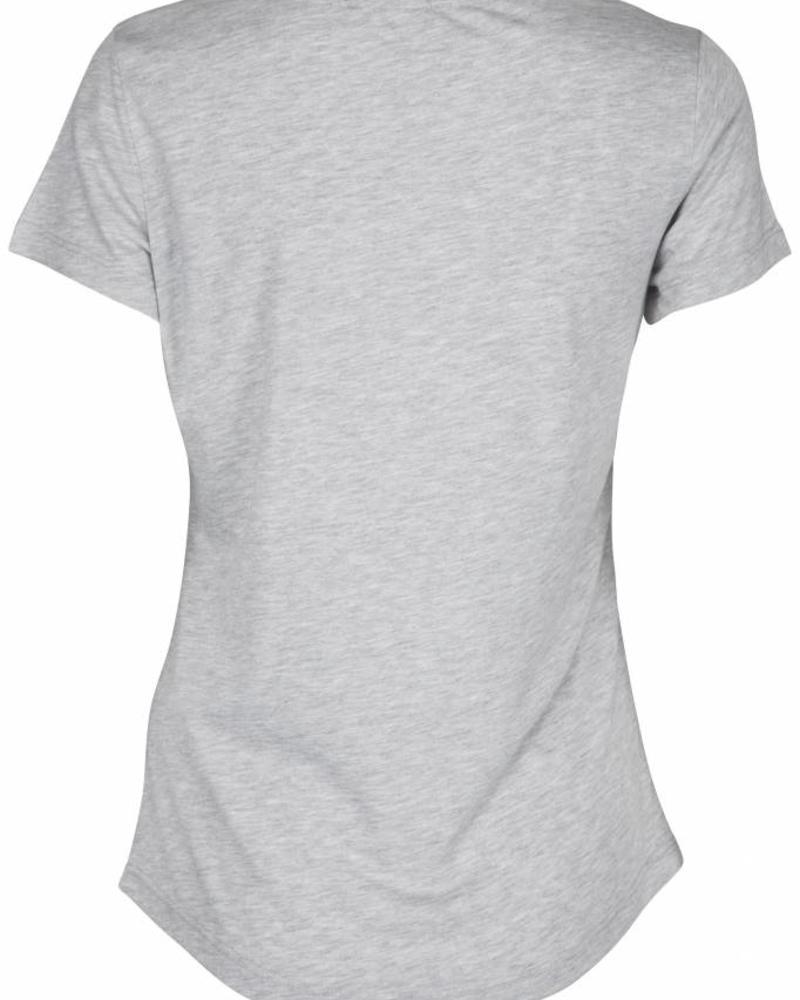GEISHA T-shirt 82016 - 000925 - grey/pink