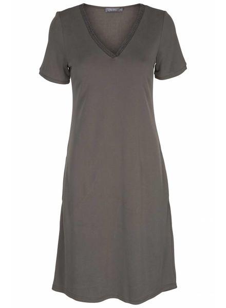 GEISHA Dress 87095 - 000550 - army