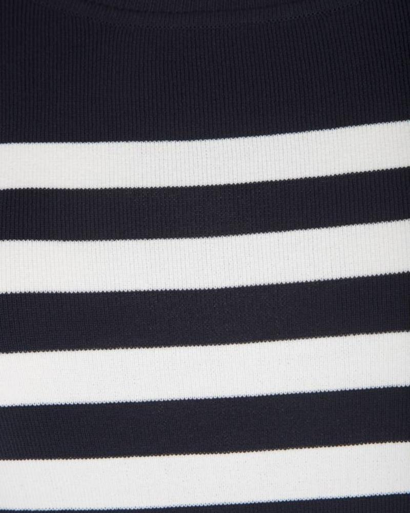 GEISHA Pull 84000 - 000675 - navy/white