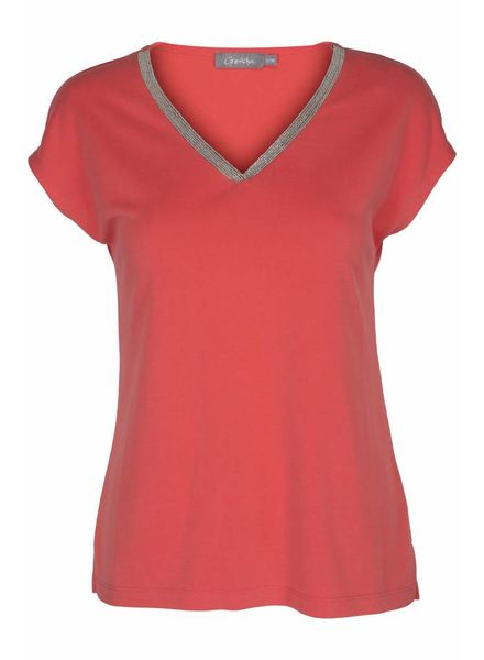 GEISHA Top 83272 - 000220 - coral