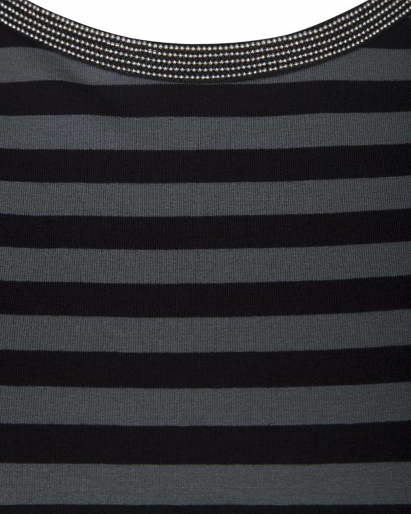 GEISHA Dress 87064 - 000550 - army/black
