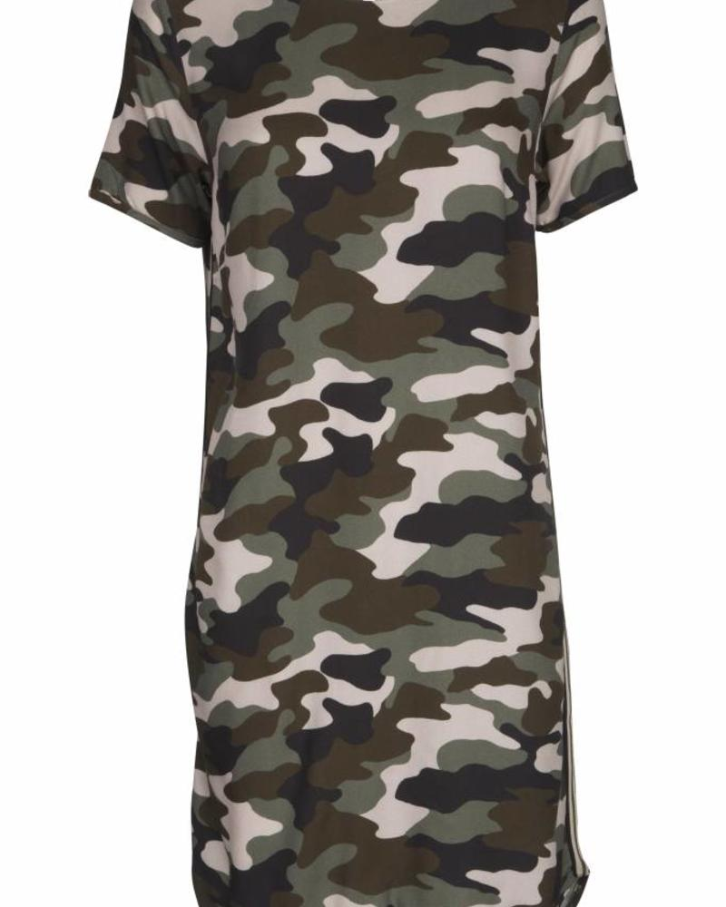 GEISHA Dress 87093 - 000550 - army combi