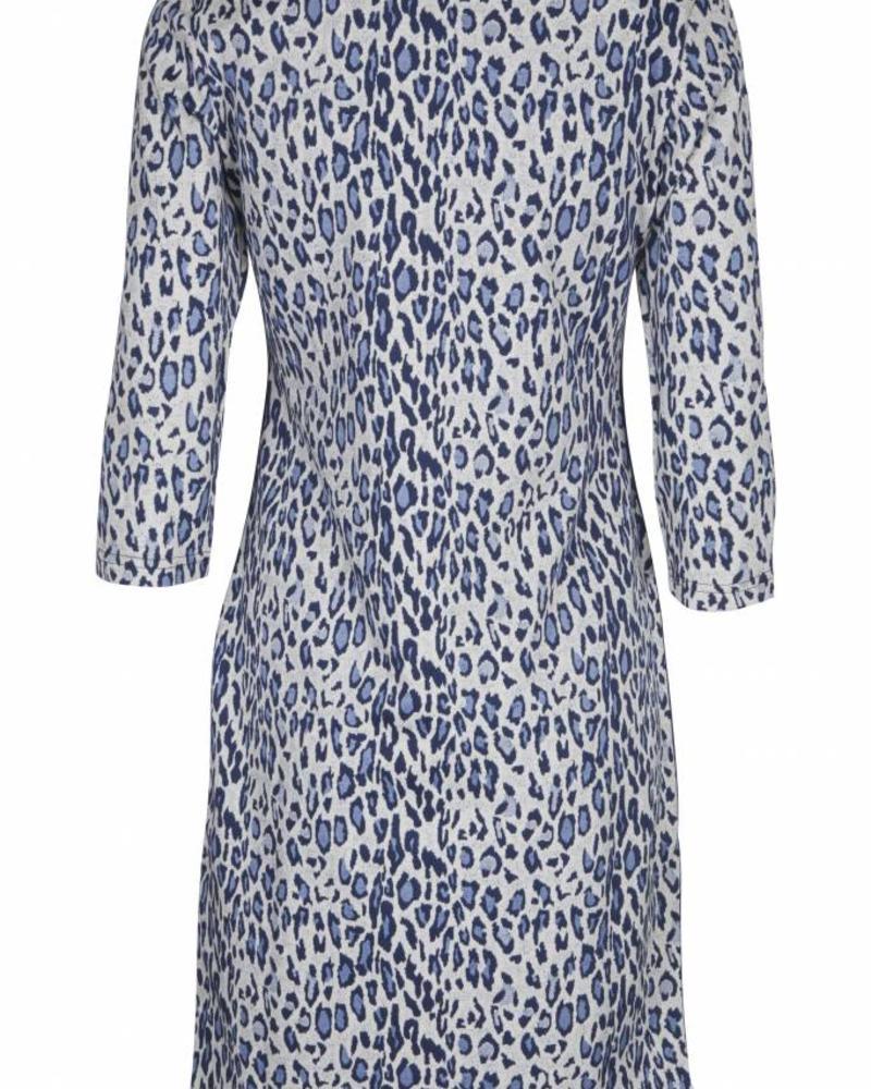 GEISHA Dress 87115 - 000625 - blue combi