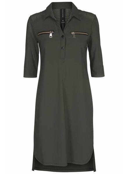 JANE LUSHKA DRESS ARMY - UE918SS91