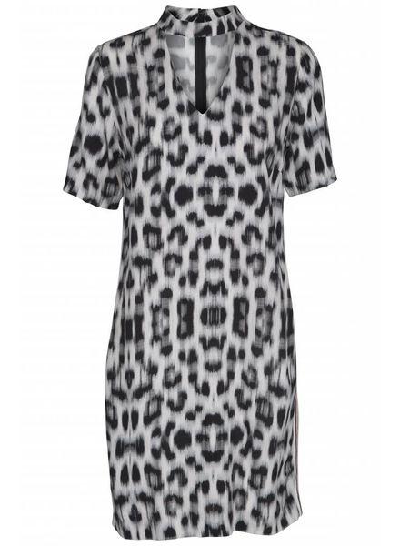 GEISHA Dress 87112 - 000010 - off-white/black