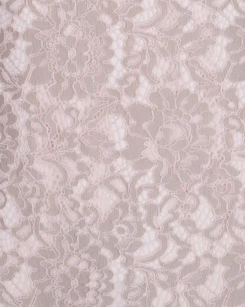 ESQUALO Dress lace - Pink