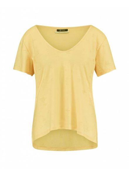 SIMPLE TOBIAS STAR - Top - Tender Yellow