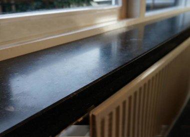Belgisch hardsteen vensterbank