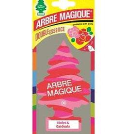 Arbre Magique Arbre Magique Violet & Gardenia