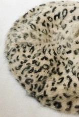 Excuse My French Leopard Beret