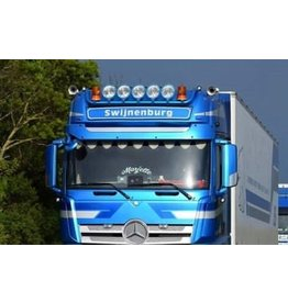 Lichtreclame Led Mercedes Benz Bigspace & GigaSpace MB-136-HH