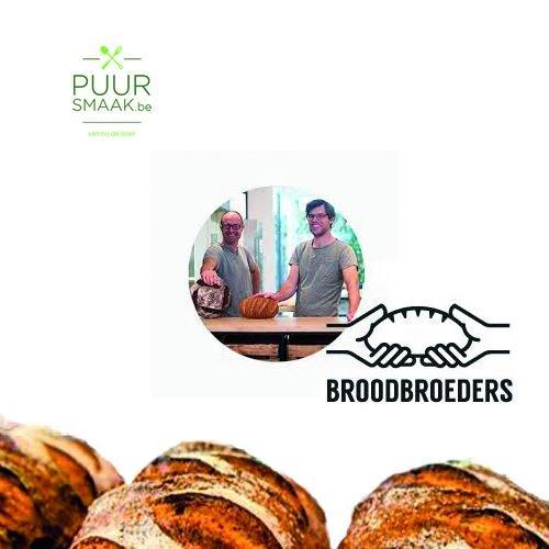 Crackers geassorteerd Broodbroeders