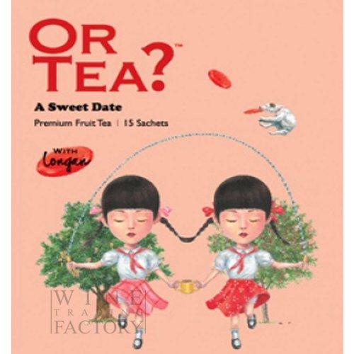 Or Tea A Sweet Date Wellbeing Tea Series