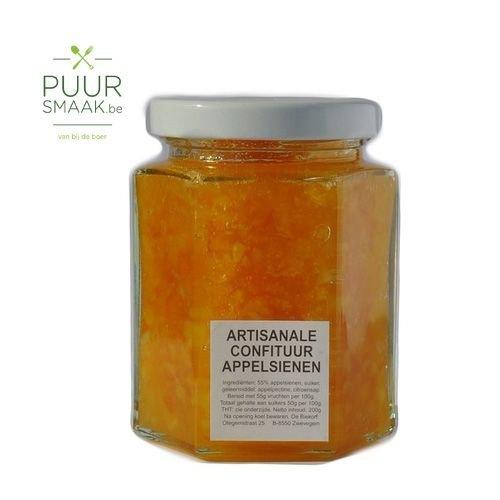 Confituur van Appelsien (Engelse manier) De Biekorf