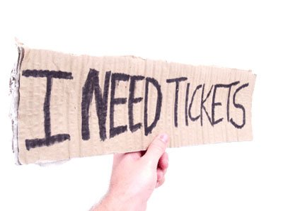 How do you prevent ticket scams?