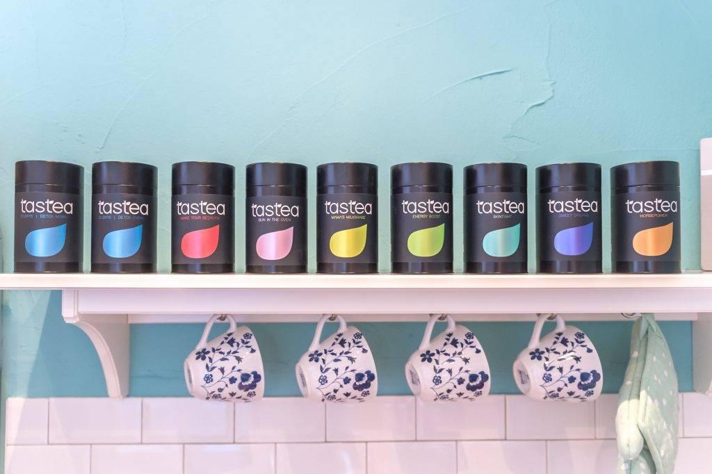 Verkooppunten gezocht voor onze heerlijke theeën!