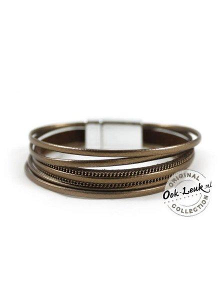 Armband goud OLO653