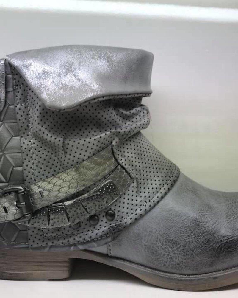 laars zilver grijs