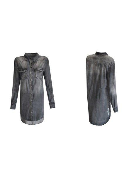 Spijker blouse
