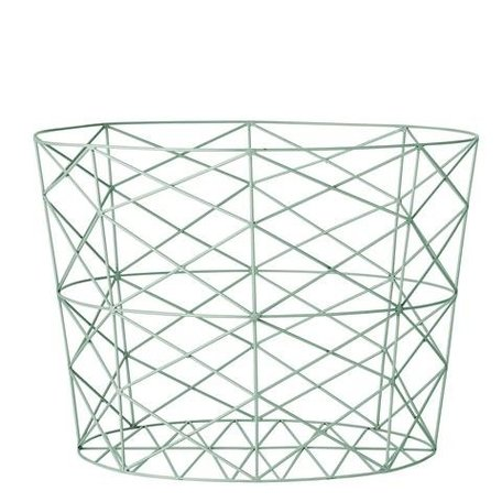 Wire basket mint