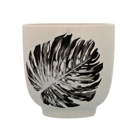 Espresso cup Sooij Palm grijs