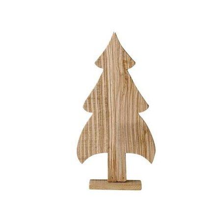 Houten kerstboom 319052