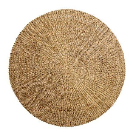 Seagrass rug - Round - Ø 200cm